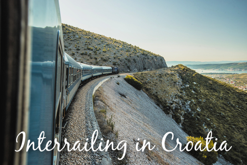 Interrailing in Croatia