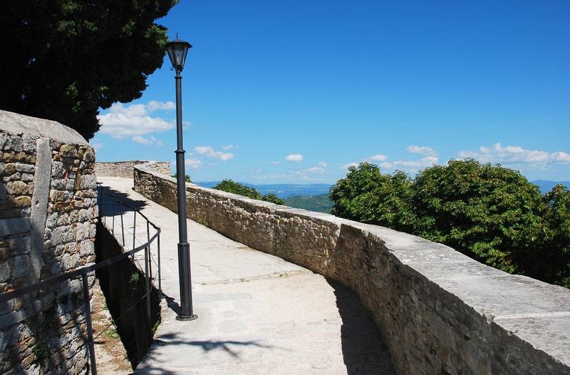 Motovun Town Walls