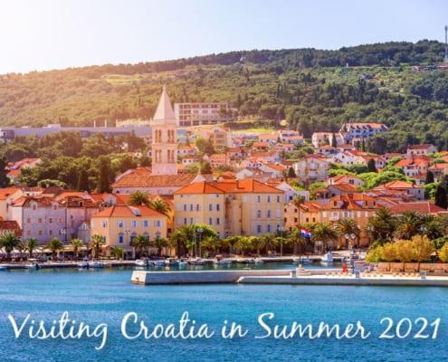 Croatia in Summer 2021