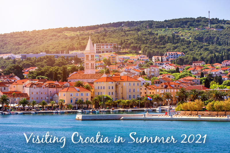 Croatia in summer 2021