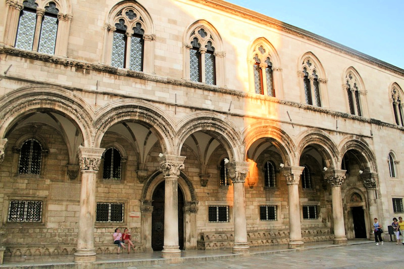 Dubrovnik Rector's Palace