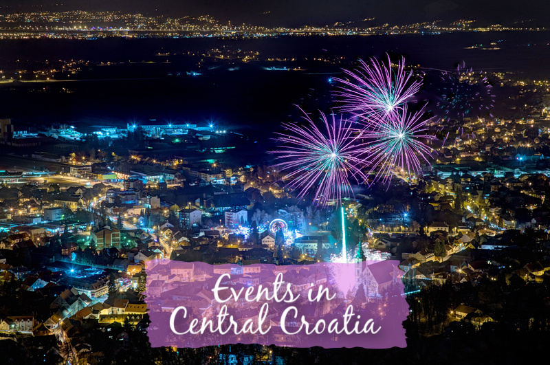 Events in Central Croatia