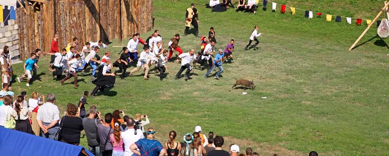 Events in Northeastern Croatia