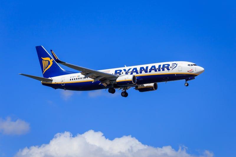 Ryanair to Zagreb