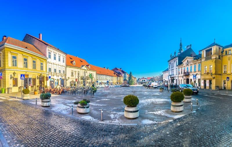 King Tomislav Square, Samobor