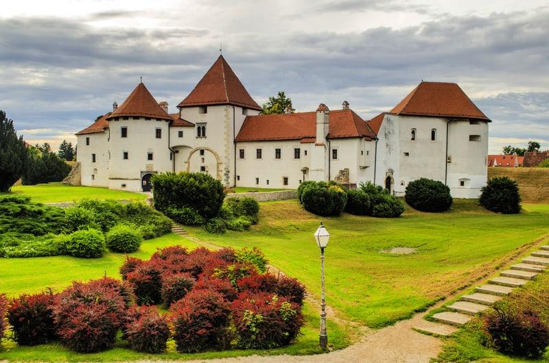 Varazdin fortress