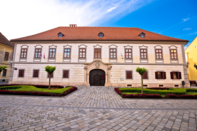 Herzer Palace, Varazdin