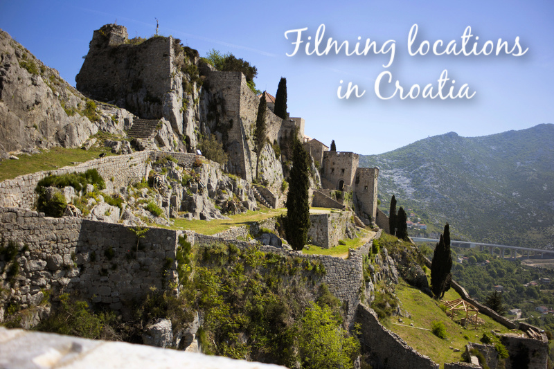 Filming locations in Croatia