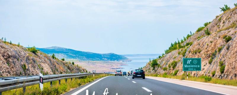 Motorways in Croatia