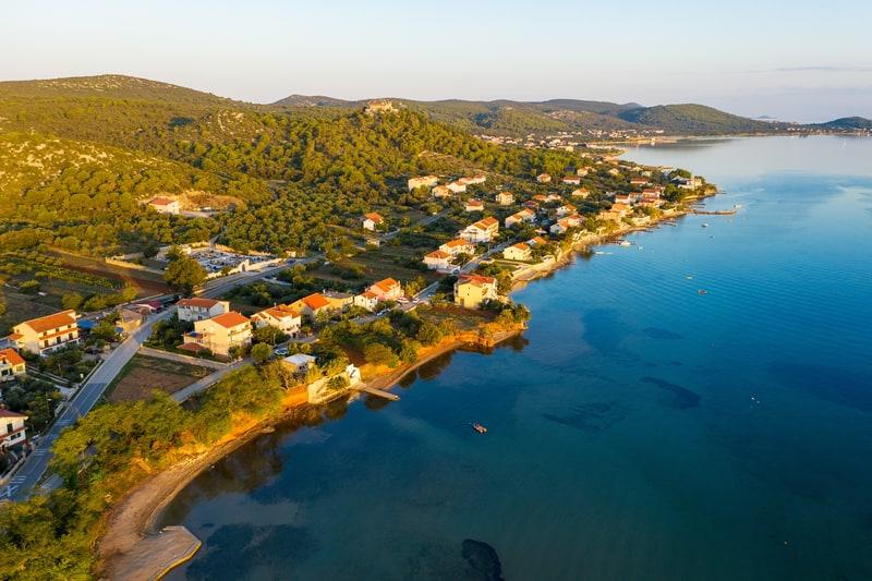 Tkon on the island of Pasman