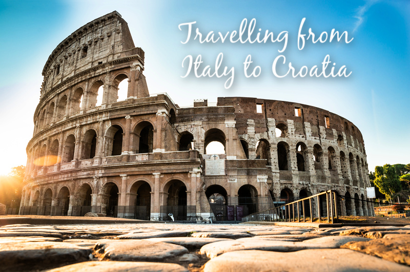 Travelling from Italy to Croatia