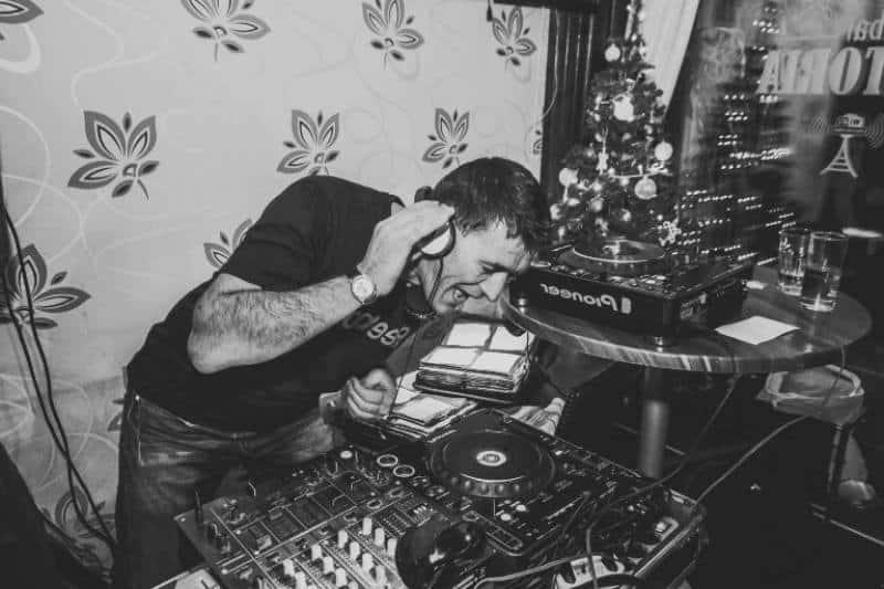DJ Bake Senior
