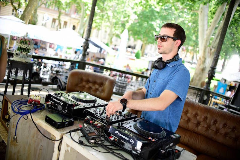 DJ Bakula, Šibenik Spring
