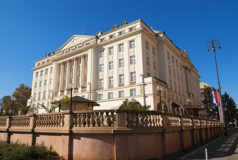 Luxury Hotels in Croatia - Esplanade Zagreb