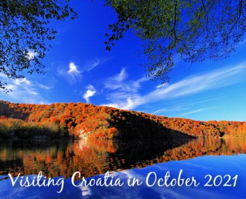 Croatia in October 2021